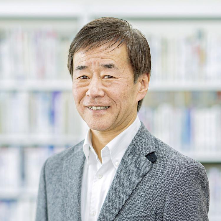 福祉学科長 斎藤 和幸教授